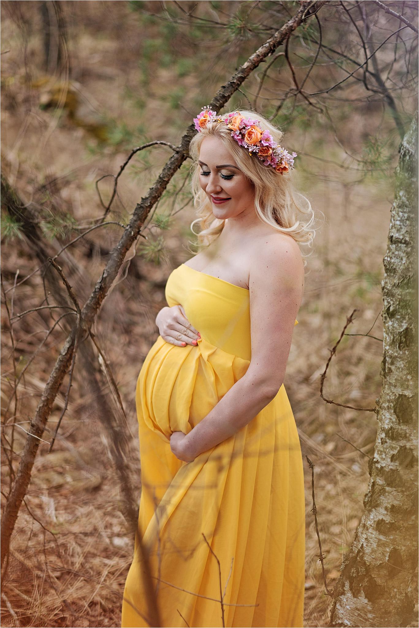 fotografia ciążowa Jaworzno